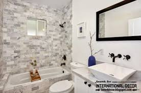Small Picture Modern Bathroom Wall Tile Designs Ideas US House And Home Real