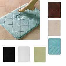 attractive design memory foam bath rug 49