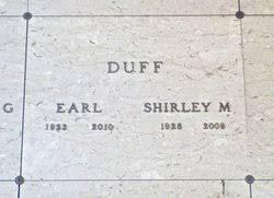 Shirley M Elliott Duff (1928-2009) - Find A Grave Memorial
