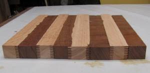 Cutting Board Patterns Mesmerizing Fancy End Grain Cutting Board Plans