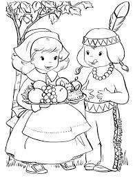 Pilgrims Coloring Pages Free Boy Pilgrim Coloring Page Luxury