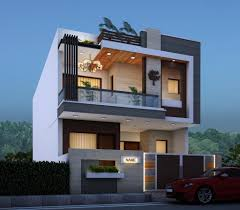 Design By House House Elevation Design By Weframe Weframe