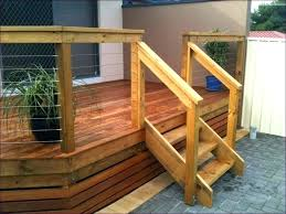 installing deck railing posts corners install deck railings outdoor railings build wood deck stairs building a wooden handrail installing deck railing