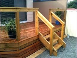 installing deck railing posts corners install deck railings outdoor railings build wood deck stairs building a wooden handrail installing deck railing