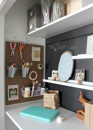 organize small office. the crazy craft lady organize small office a