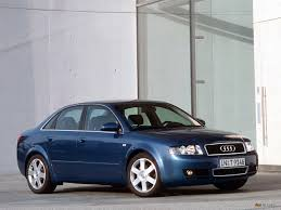A4 2.0 FSI Sedan B6,8E (2000–2004) wallpapers