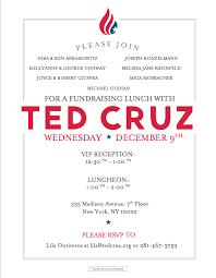 Fundraiser Invitation Political Fundraiser Invitation Image Fatare Invite for The 1