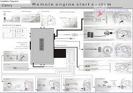 car alarm installation instructions dolgular com remote car starter wiring diagram at Viper Remote Start Installation Wire Diagram
