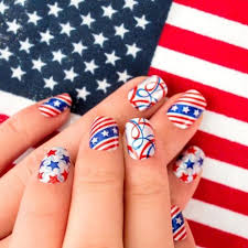 80 best patriotic 4th of july nails for