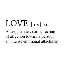 Definition Of Love Quotes New Wall Sticker Love Quote Love Definition Fixate