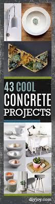 Creative Diy Countertops 43 Diy Concrete Crafts And Projects Diy Joy