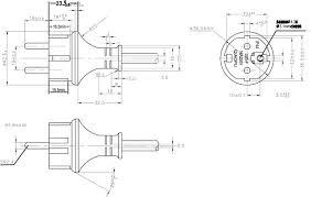 german plug wiring diagram german image wiring diagram cee 7 7 ip44 plug eurpean power cord on german plug wiring diagram