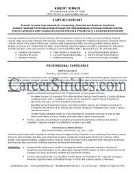 ... Staff Accountant Resume Accountant Resume Keywords: Accountant Resume  Sample ...