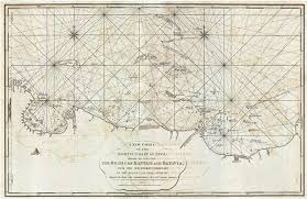 Navigation Charts For Sale A New Chart Of The North Coast Of Java Wherein Are