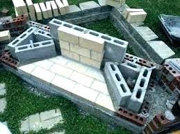 do it yourself outdoor fireplace building an r fireplace cinder block concrete how to build a pizza oven combo building an r fireplace outdoor fireplace