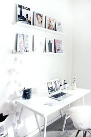 white airy home office. medium size of contemporary white home office desk high gloss furniture airy e