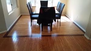 water damaged hardwood floor didn t stand a chance with us