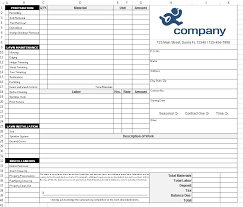 Ms Access Work Order Template Print It 4 Less Blog Designing A Landscaping Invoice Form Using