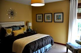 mustard yellow paint color
