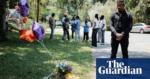 His attempt to put his finger on the scales of justice before stepping aside is. Ahmaud Arbery Murder Suspects Lawyers Ask Court Not To Use Victim At Trial Us News The Guardian