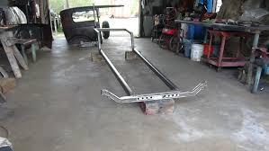 31 chevy rat rod build frame begins