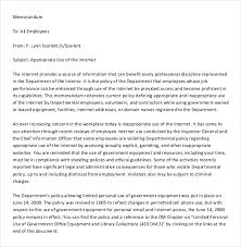 Email Memorandum Format Email Memo Example Major Magdalene Project Org