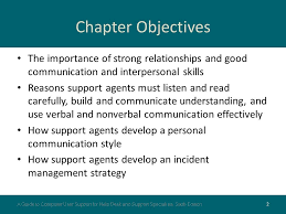 Customer Service Skills For User Support Agents Ppt Video