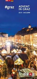 Advent In Graz Stand September 2019 Deutsch By Graz