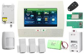 home automation alarm. amazoncom honeywell wireless lynx touch l7000 home automationsecurity alarm kit with wifi zwave u0026 gsm module camera photo automation h