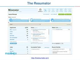 Resumator Best Resumator Resume