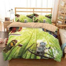 3d customize the lego ninjago bedding