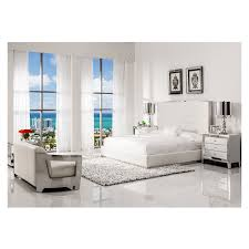 white and mirrored furniture. amia white mirrored cabinet alternate image 2 of 9 images and furniture s