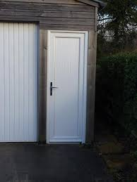 tongue and groove panels into a garage at bill ers we offer an affordable range of upvc doors ideal for a smart new front or back entrance door
