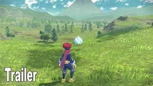 Pokemon Legends Arceus - Gameplay Trailer [HD 1080P] - YouTube