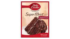 Betty Crocker Baking Cake Mixes Bettycrockercom