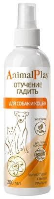 <b>Спрей Animal Play</b> для коррекции поведения Отучение гадить ...