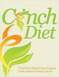 Weight Loss Chart Amazon Cinch Diet Track Your Weight Loss Progress With Calorie