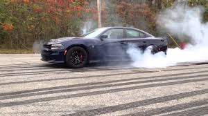 dodge charger hellcat burnout. Contemporary Charger 2015 Dodge Charger SRT Hellcat Burnout Intended Burnout