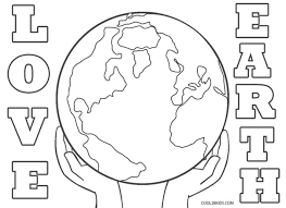 Free blooming tree coloring page printable. 11 Most Bang Up Happy Earth Day Coloring Page Free Printable Pages Kindergarten World First The Activities For Insight National 2019 A In Life Of Events Oguchionyewu