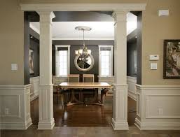 Breathtaking Column Molding Ideas 15 On Home Wallpaper with Column Molding  Ideas