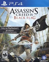 ac black flag ps4. assassin\u0027s creed iv: black flag box front ac ps4 0