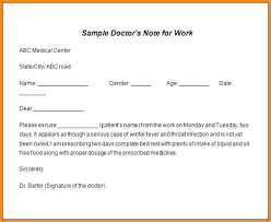 Doctors Excuses For Work Dr Excuse For School Fake Doctors Template Free Altpaper Co