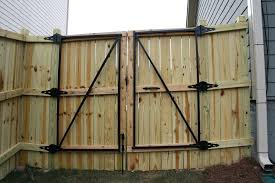 building a fence gate capped privacy fences accent fence in gate designs wood fence gate designs