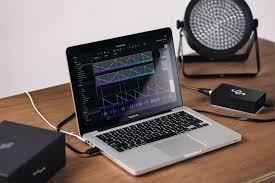 chauvet soundswitch interface for serato dj lighting integration
