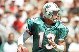 Miami Dolphins' Dan Marino is the greatest NFL QB so get over it