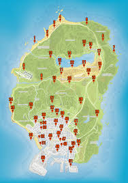 On Line Cards Gta Online Playing Cards Locations Where To Find All 54 Of