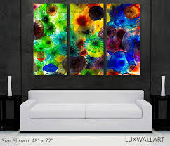 chihuly glass multiple panel wall art metal ready to hang framed better than canvas umbrella painting on hang ten wall art with wall art top ten gallery multiple panel wall art 3d art for sale