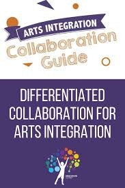 Differentiation In Art And Design Differentiated Collaboration For Arts Integration Arts