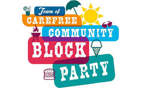 carefree block party