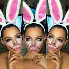 krystal allen beauty 2016 cute bunny makeup
